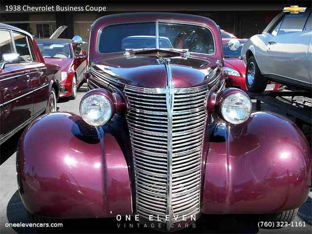 1938 Chevrolet Business Coupe | 959220