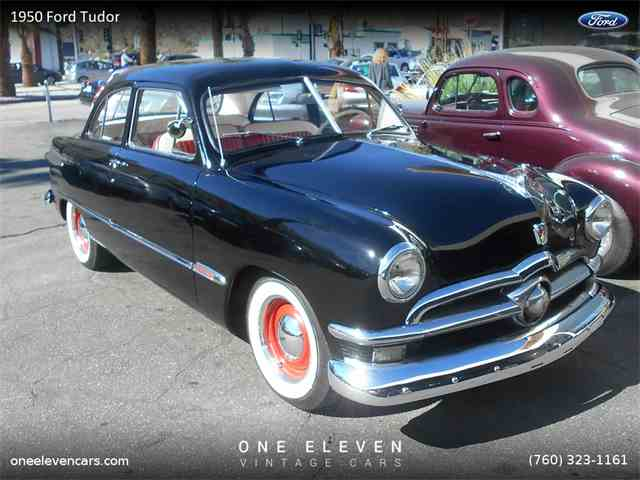 1950 Ford Tudor | 959222