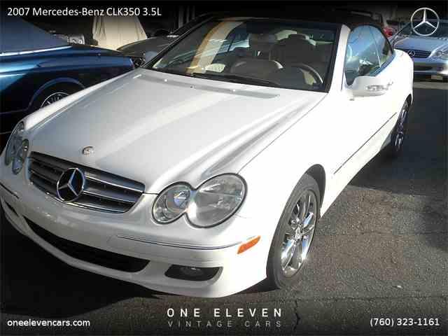2007 Mercedes-Benz CLK350 | 959223