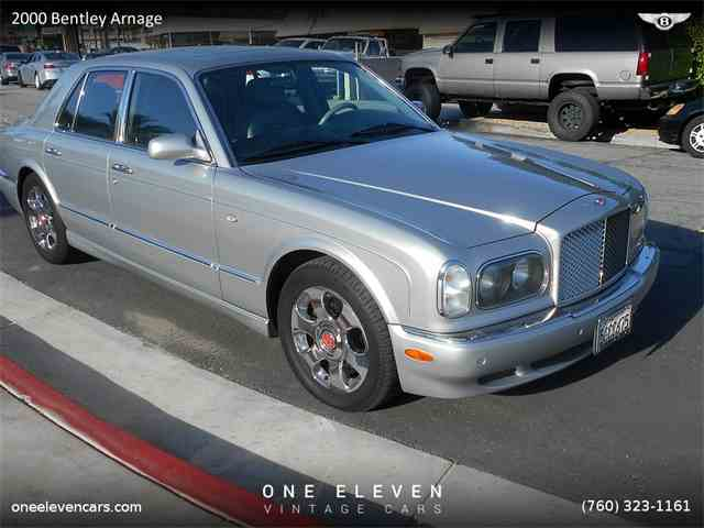 2000 Bentley Arnage | 959224