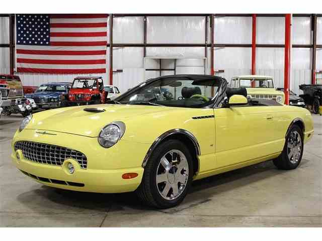 2002 Ford Thunderbird | 959229