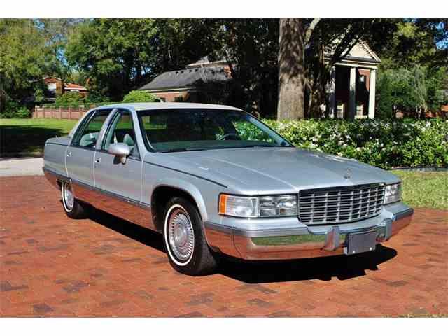 1993 Cadillac Fleetwood | 959231