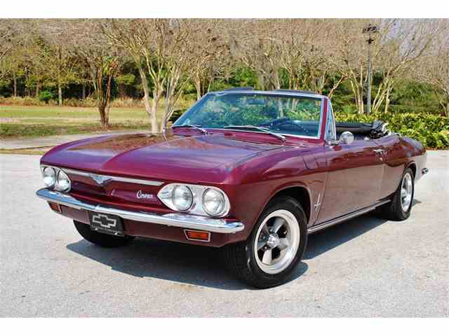 1966 Chevrolet Corvair | 959233