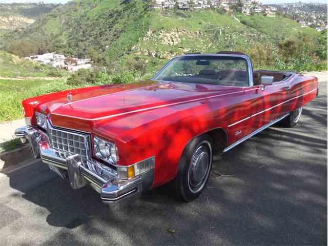 1973 Cadillac Eldorado | 959235