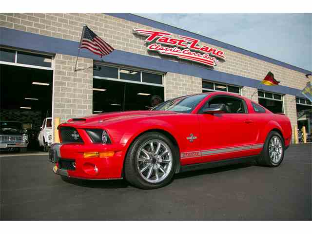 2008 Ford Mustang Shelby GT500 | 959238