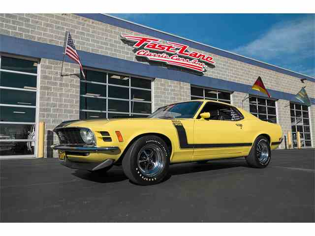 1970 Ford Mustang | 959240