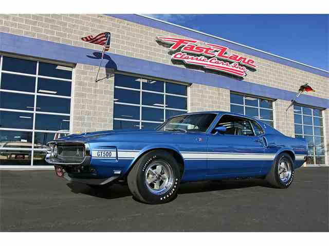 1969 Shelby GT500 | 959241