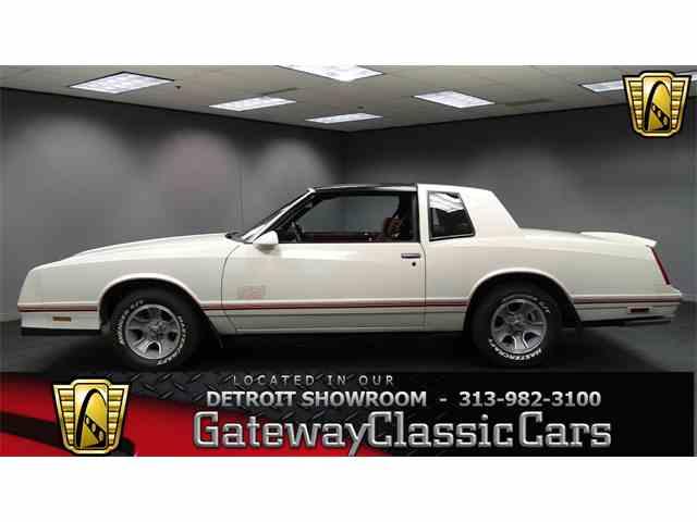 1987 Chevrolet Monte Carlo | 959252