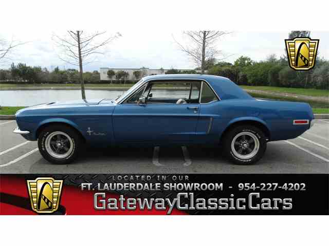 1968 Ford Mustang | 959253