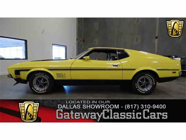 1971 Ford Mustang | 959255