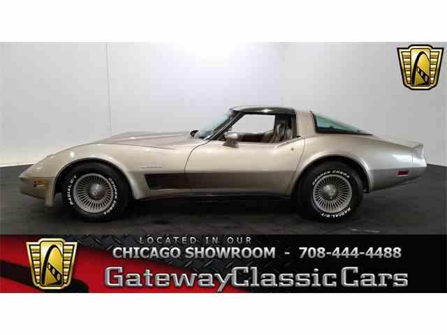 1982 Chevrolet Corvette | 959256