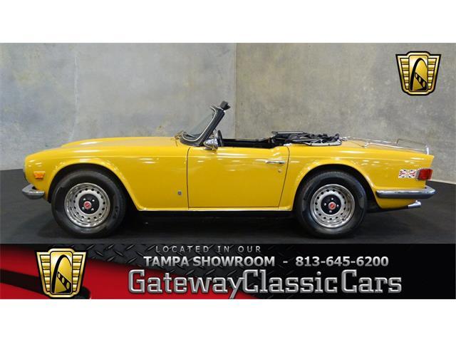 1972 Triumph TR6   950926