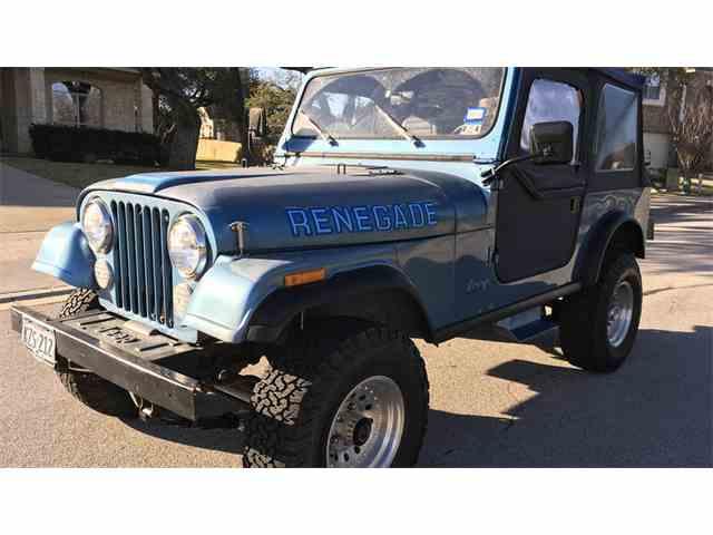 1986 Jeep CJ7 | 959263