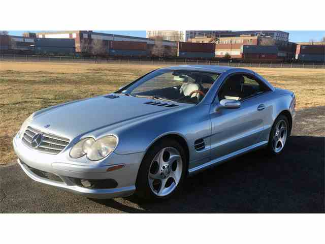 2005 Mercedes-Benz SL500 | 959268