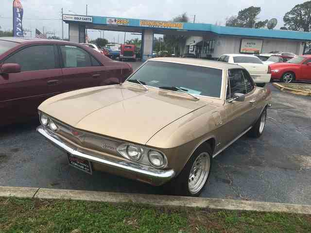 1967 Chevrolet Corvair | 959276