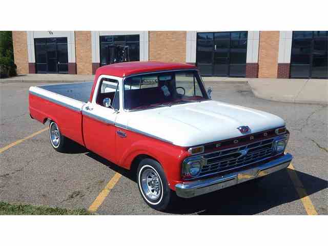 1966 Ford F100 | 959277