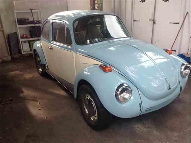 1973 Volkswagen Super Beetle | 959286