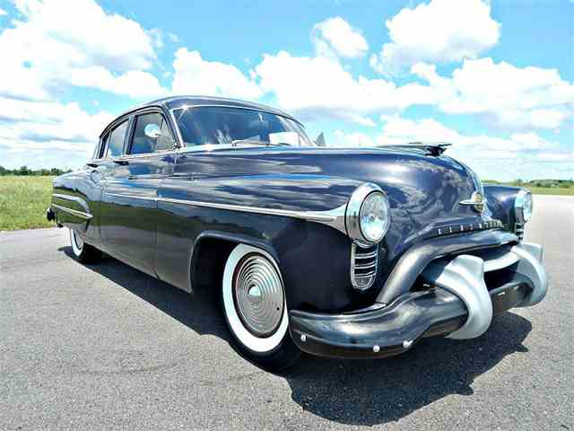 1950 OLDSMOBILE FUTURAMIC 98 | 959295