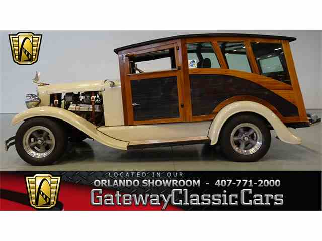 1932 International Harvester Station Wagon | 950930