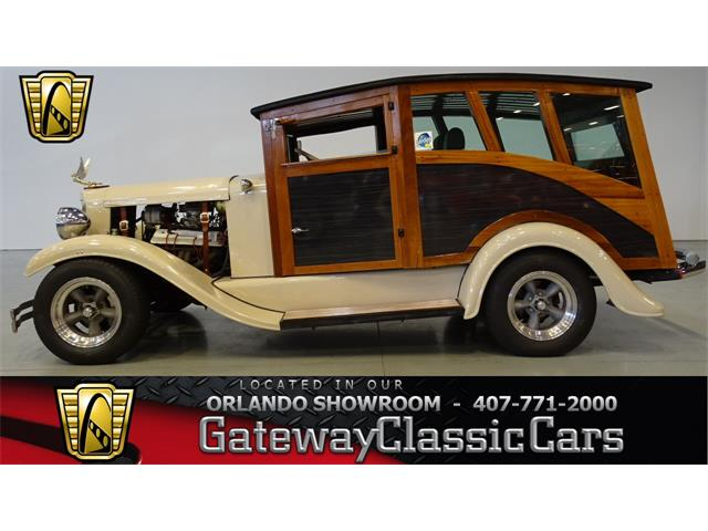 1932 International Harvester Station Wagon | 950930