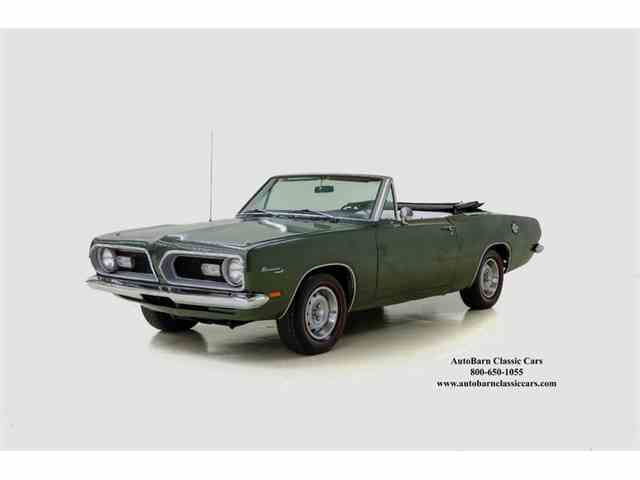 1969 Plymouth Barracuda | 959303