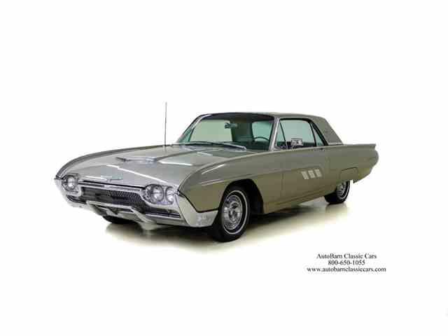 1963 Ford Thunderbird | 959304