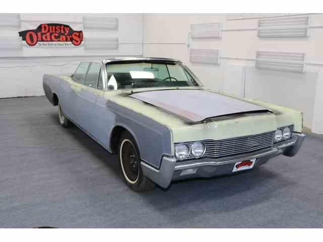 1966 Lincoln Continental | 959313