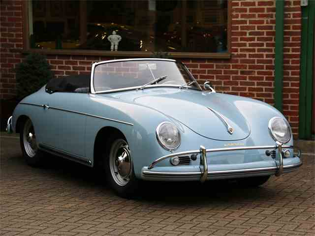 1959 Porsche 356A 1600 Convertible D | 959319