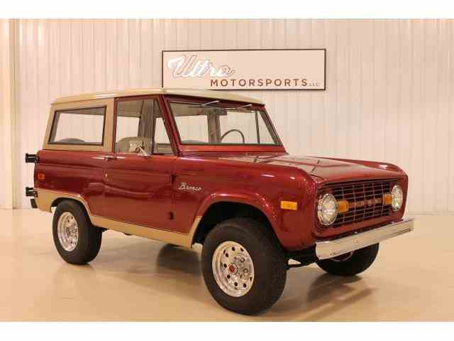 1976 Ford Bronco | 959320