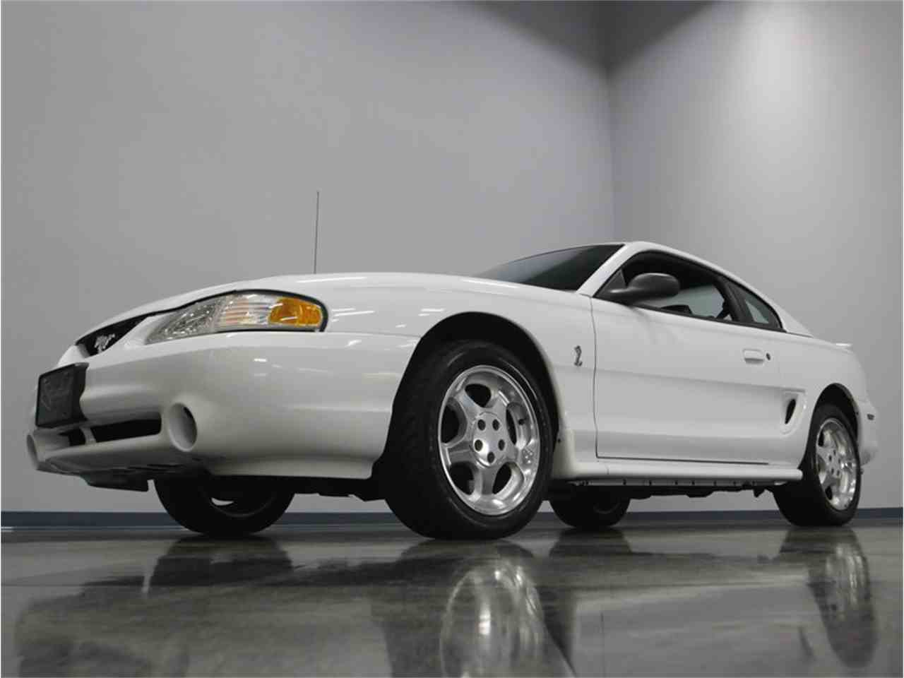 1995 ford mustang cobra for sale cc 959326. Black Bedroom Furniture Sets. Home Design Ideas