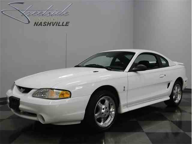 1995 Ford Mustang Cobra | 959326