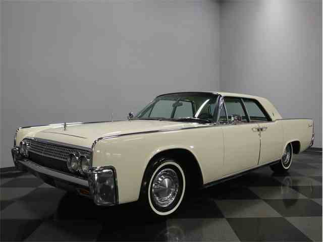 1963 Lincoln Continental | 959332