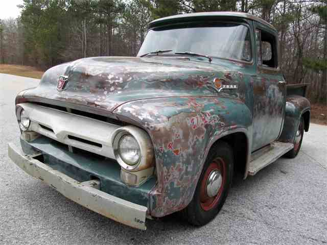 1956 Ford F100 | 959348