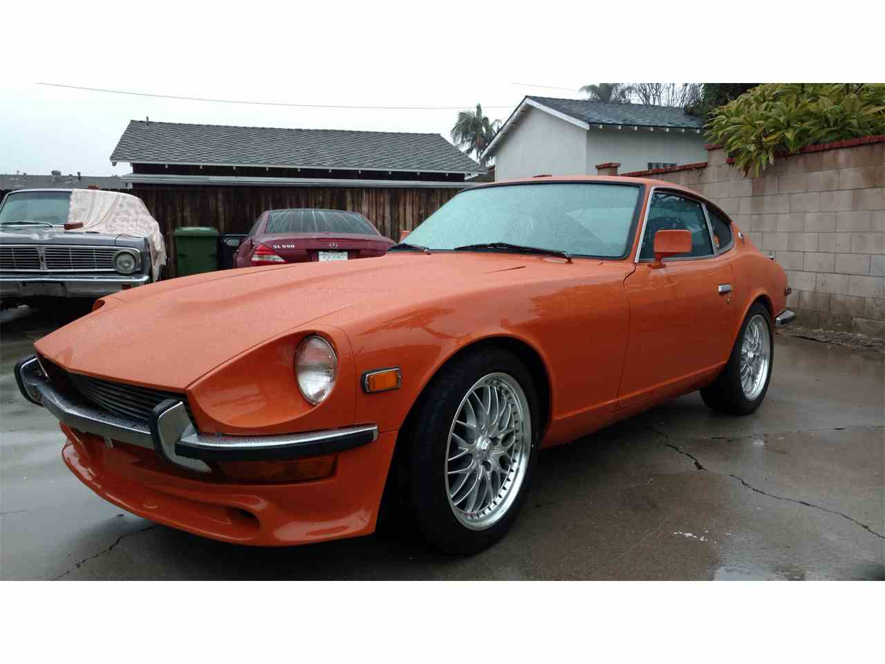 1972 datsun 240z for sale cc 959351. Black Bedroom Furniture Sets. Home Design Ideas