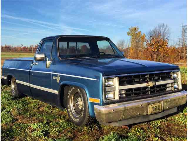 1985 Chevrolet C/K 10 | 959353