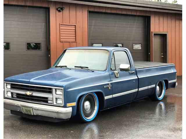 1985 Chevrolet C/K 10   959353