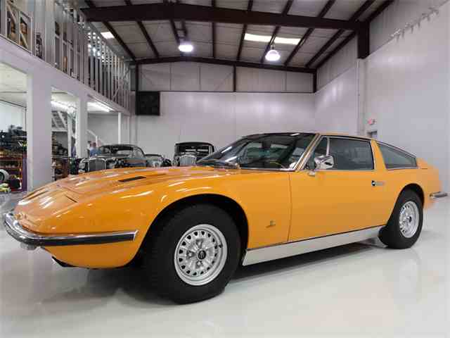 1972 Maserati Indy | 959355
