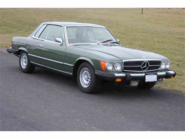 1974 Mercedes-Benz 450SL | 959356