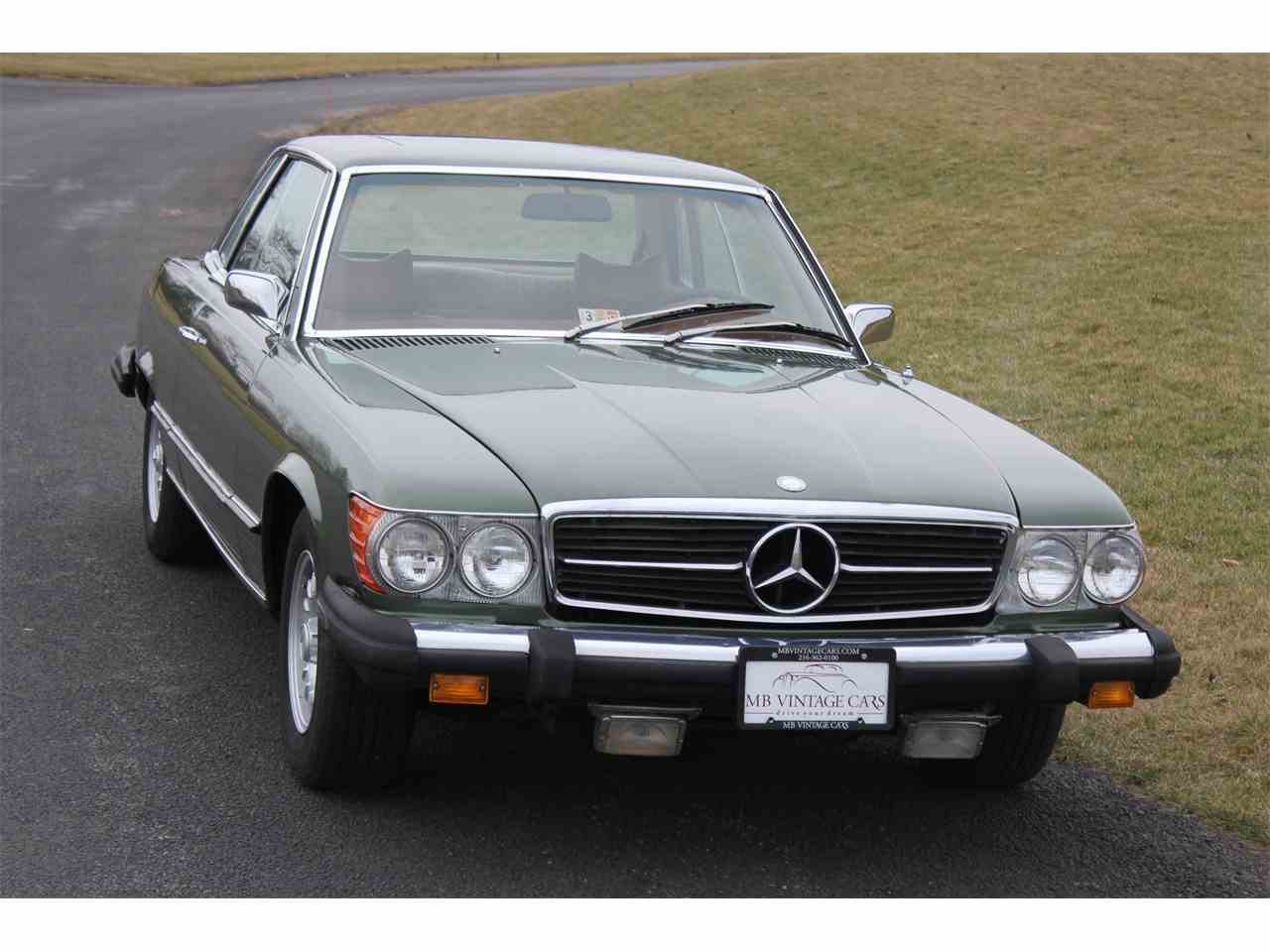 1974 mercedes benz 450sl for sale cc for Mercedes benz cleveland