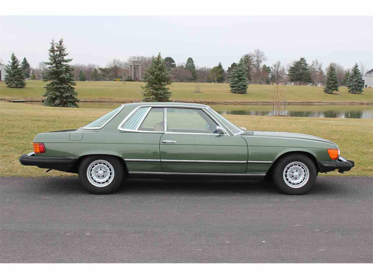 1974 mercedes benz 450sl for sale cc for Mercedes benz cleveland ohio