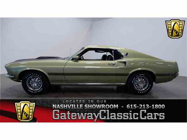 1969 Ford Mustang | 950936