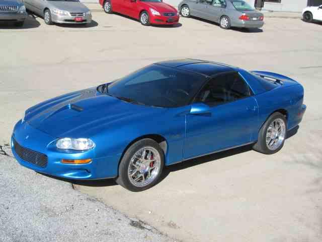 2001 Chevrolet Camaro SS | 959361