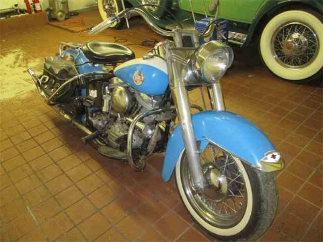 1957 Harley-Davidson FLH | 959362