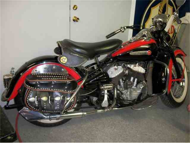 1948 Harley-Davidson WL 1227 | 959363