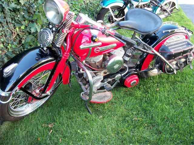 1947 Harley-Davidson WL5319 | 959364