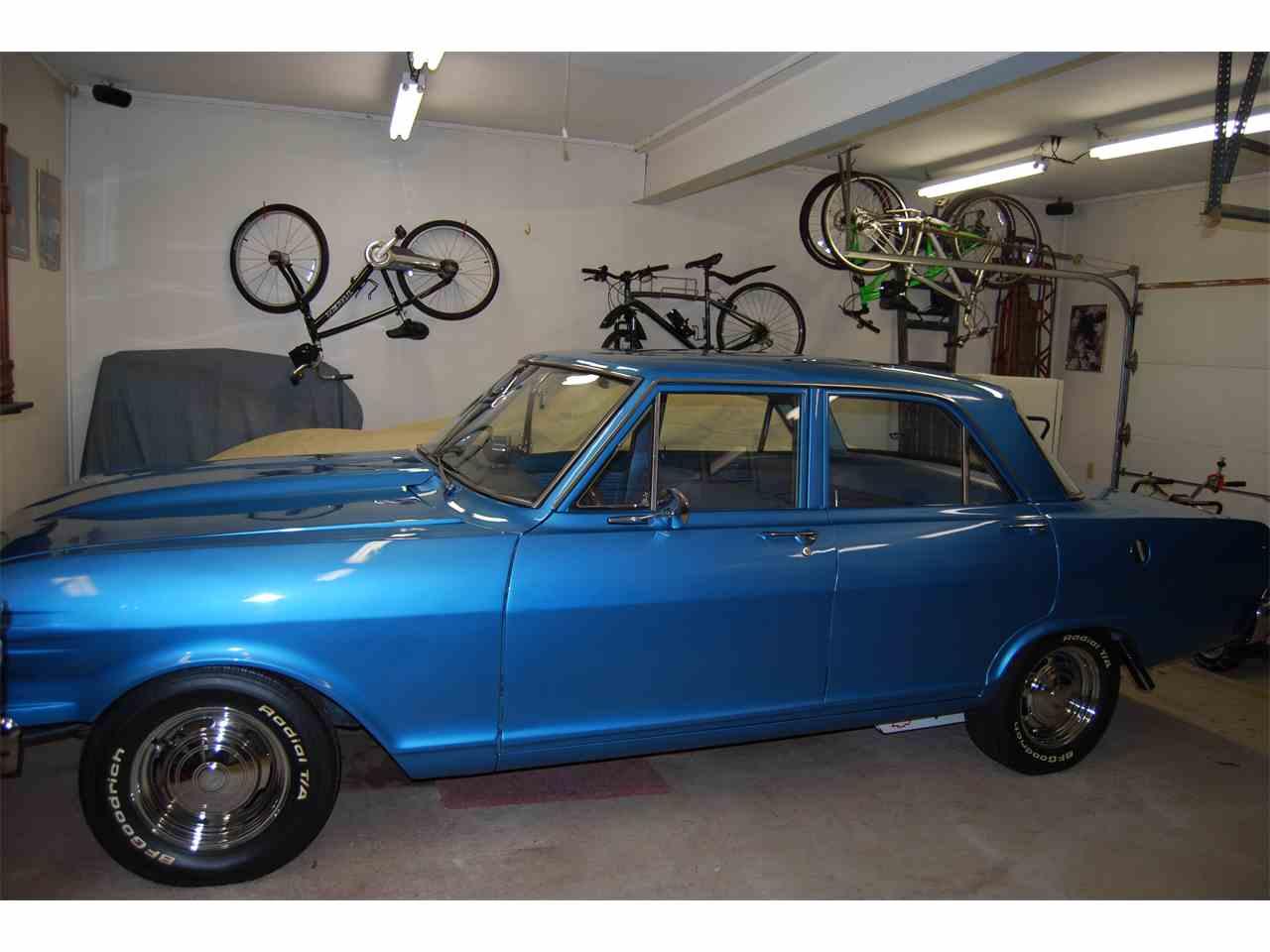 1963 Chevrolet Nova II for Sale | ClassicCars.com | CC-959365