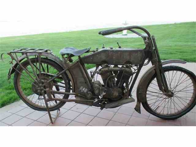 1915 Harley-Davidson Model 11 Twin | 959366