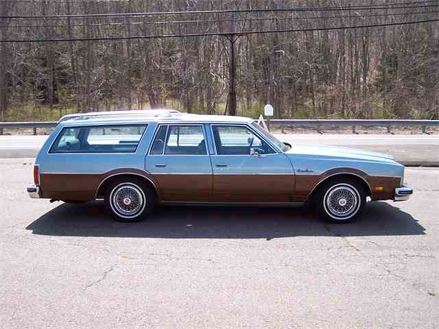 1978 Oldsmobile Custom Cruiser | 959368