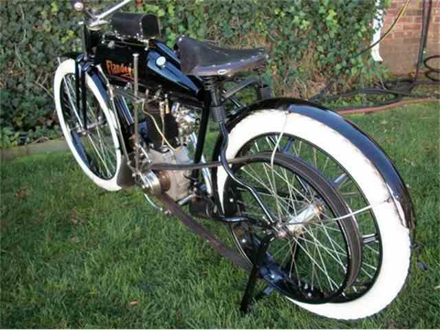 1911 Flanders  Belt Drive Single Cylinder  | 959373