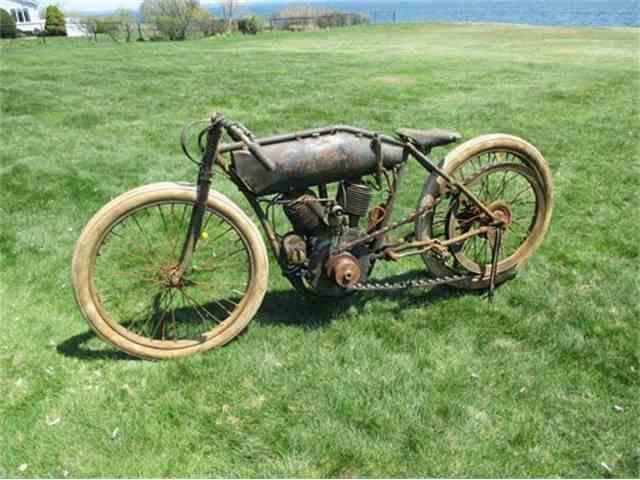 1911 Emblem Twin Factory Racer  | 959376